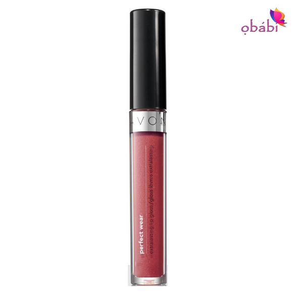 Avon Perfect Wear Extralasting Lip gloss | Infinite Berry