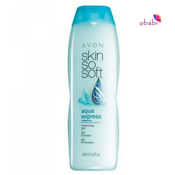 Avon Skin So Soft Aqua Express Moisturizing Gel | 350ml
