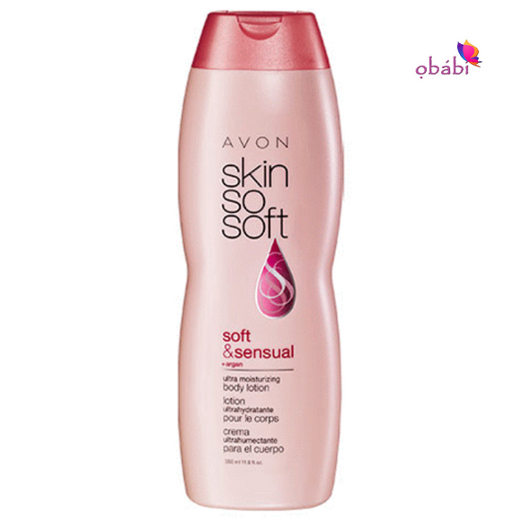 Avon Skin So Soft Soft & Sensual Ultra Moisturizing Body Lotion | 350ml