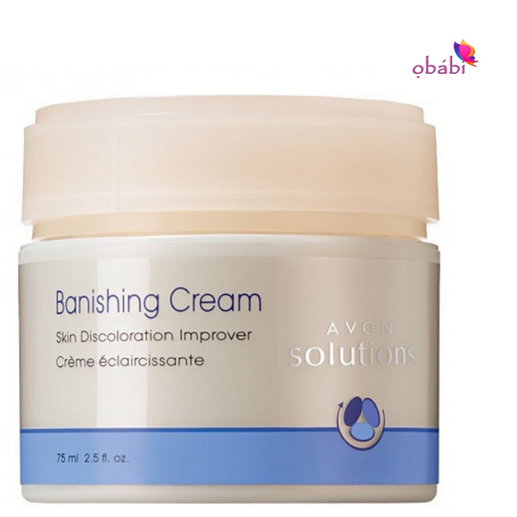 Avon Solutions Banishing Cream Skin Discoloration Improver