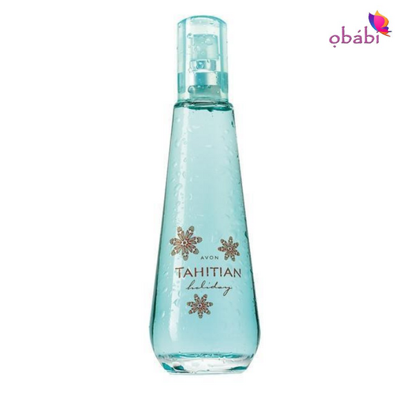 Avon Tahitian Holiday Eau De Toilette Spray | 50ml (Boxless)