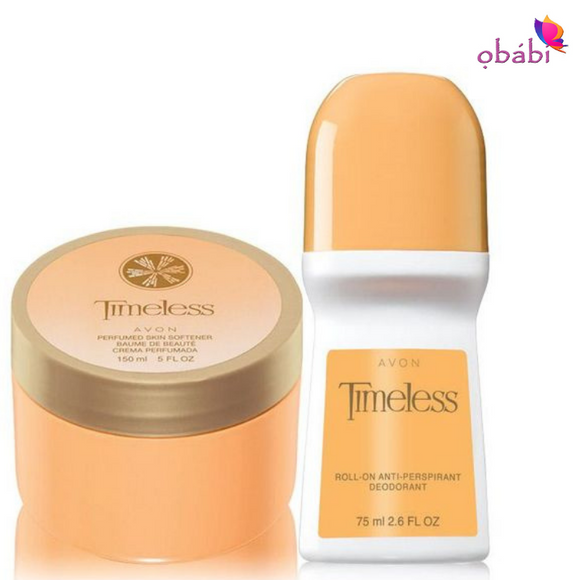 Avon Timeless Duo Collection
