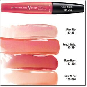 Avon Glazewear Duo Reflect Lip Gloss | Pink Flip