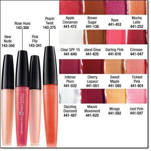 Avon Glazewear Duo Reflect Lip Gloss | New Nude