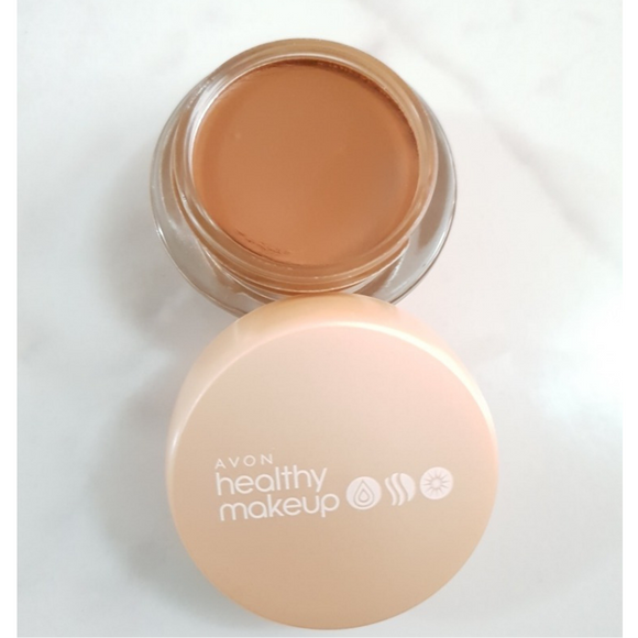 Avon Healthy Makeup Mousse Foundation | Earth
