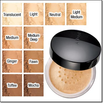 Avon Ideal Shade Loose Powder - Neutral.