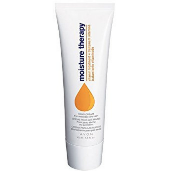Avon Moisture Therapy Vitamin Treatment Mini Hand Cream 45ml
