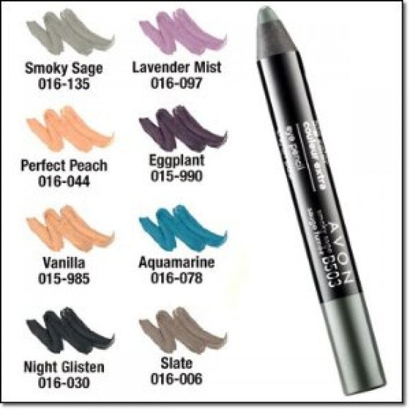 Avon Big Color Eye Pencil | Eggplant
