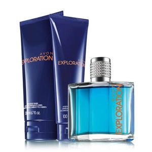 Avon Exploration for Him Fragrance Collection