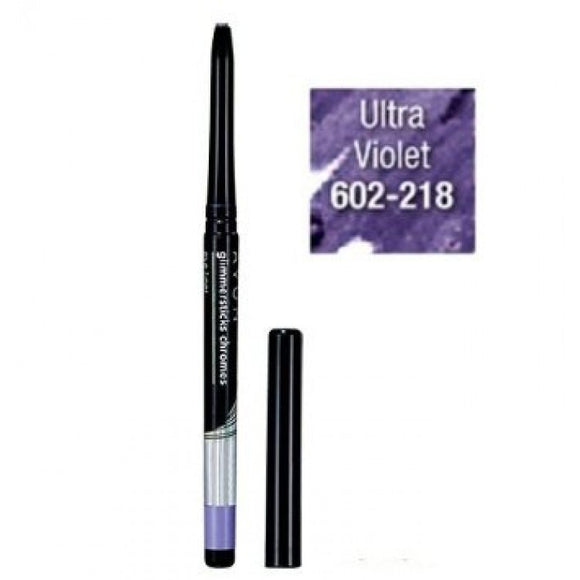 Avon Glimmersticks Chromes Eye Liner | Ultra Violet
