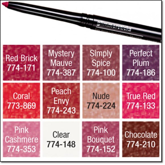 Avon Glimmersticks Lip Liner | Perfect Plum