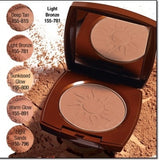 Avon Glow Bronzing Powder | Light Bronze