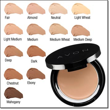 Avon Ideal Flawless Cream Concealer | Dark