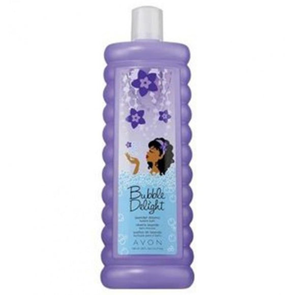 Avon Bubble Delight Lavender Dreams Bubble Bath 700ml.