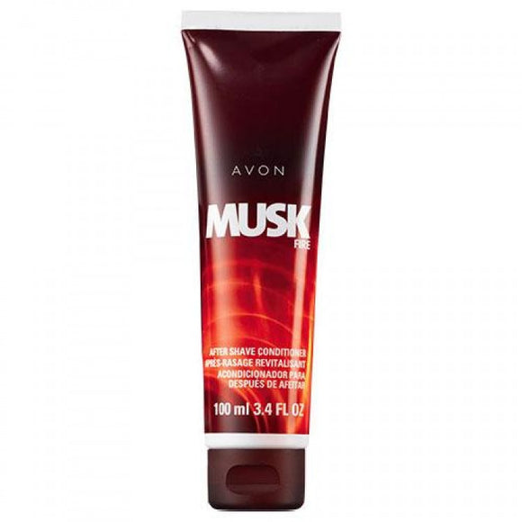 Avon Musk Fire After Shave Conditioner |100ml