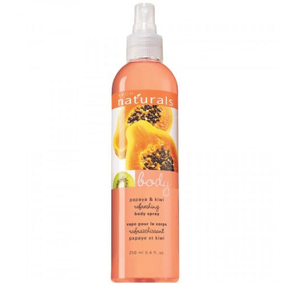 Avon Naturals Papaya & Kiwi Body Spray