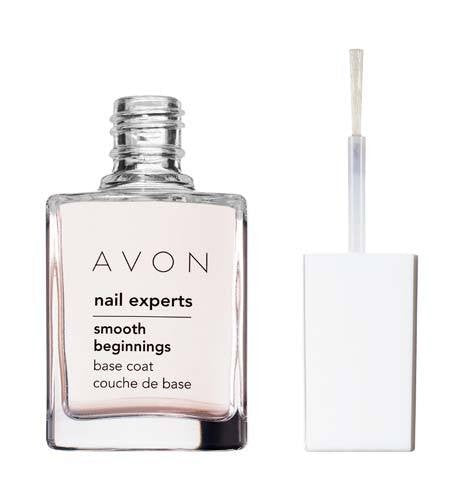 Avon Nail Expert Smooth Beginnings Base Coat