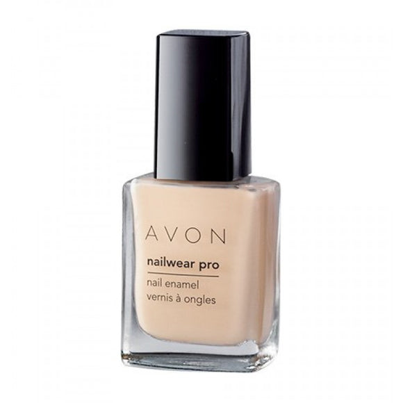 Avon Nailwear Pro Nail Enamel - Sheer French Pink