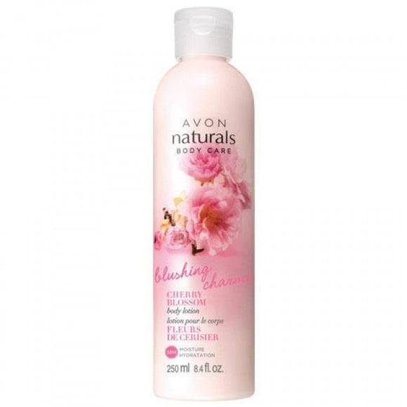 Avon Naturals Blushing Cherry Blossom Body Lotion