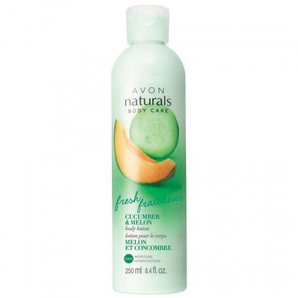 Avon Naturals Fresh Cucumber & Melon Body Lotion