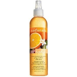 Avon Naturals Orange Blossom & Verbena Body Spray.