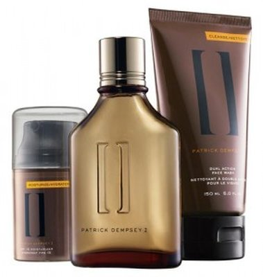Avon Patrick Dempsey 2 Fragrance Collection For Him