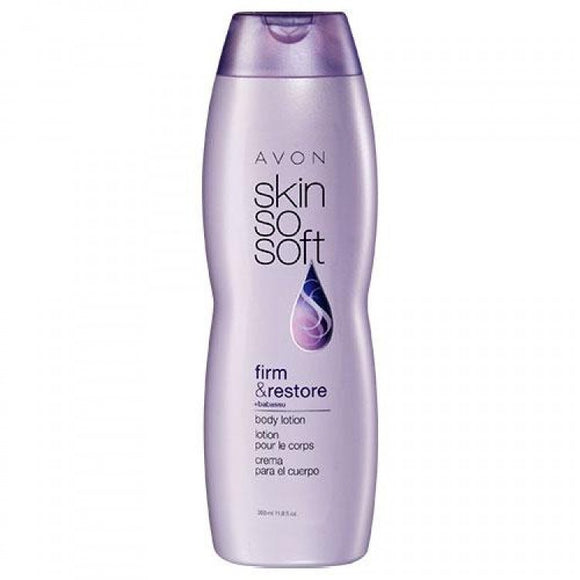 Avon Skin So Soft Firm & Restore Body Lotion
