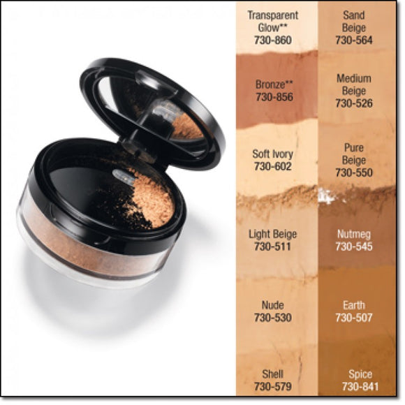 Avon Smooth Minerals Powder Foundation | Nutmeg