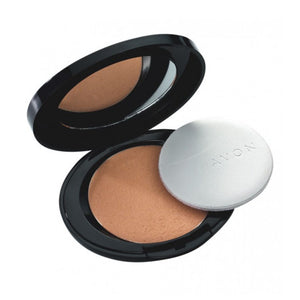 Avon Smooth Minerals Pressed Foundation | Earth