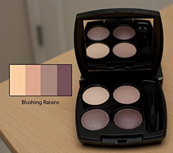 Avon True Color Eye Shadow Quad - Blushing Raisins