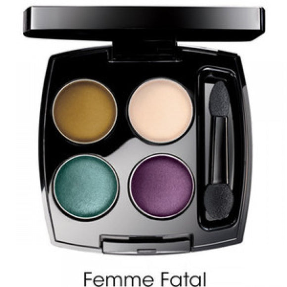 Avon True Color Eye Shadow Quad | Femme Fatale