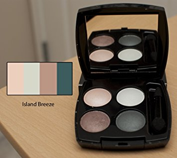 Avon True Color Eye Shadow Quad | Island Breeze