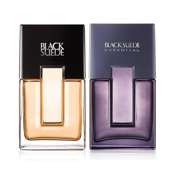 Avon Black Suede & Black Suede Essential Fragrance Duo.