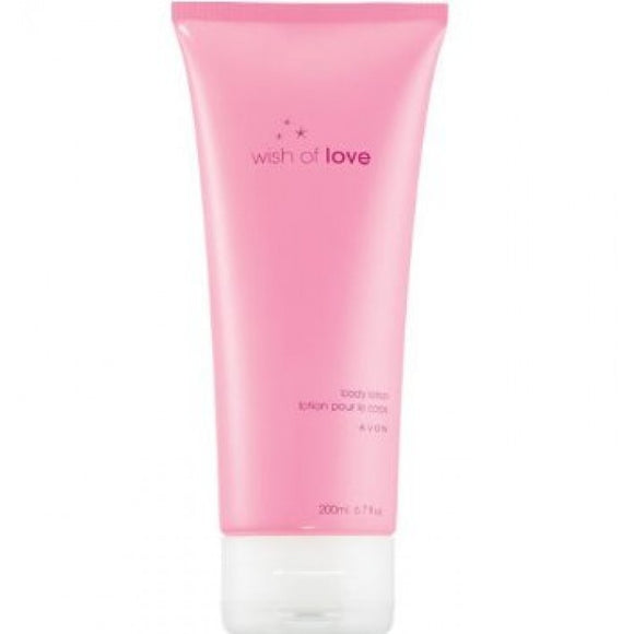 Avon Wish of Love Body Lotion