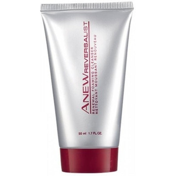 Avon Anew Reversalist Renewal Foaming Cleanser Travel Size.