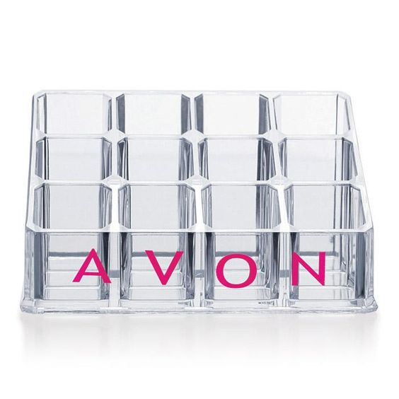 Avon Lipstick Caddy