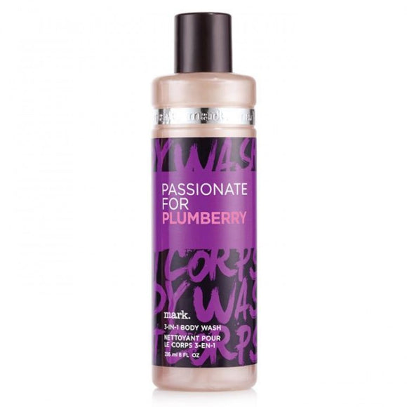 Mark. By Avon Passionate for Plumberry 3-in-1 Body Wash