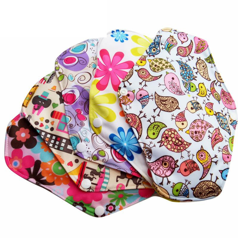 Reusable Day Pads Kit (5-Pack)