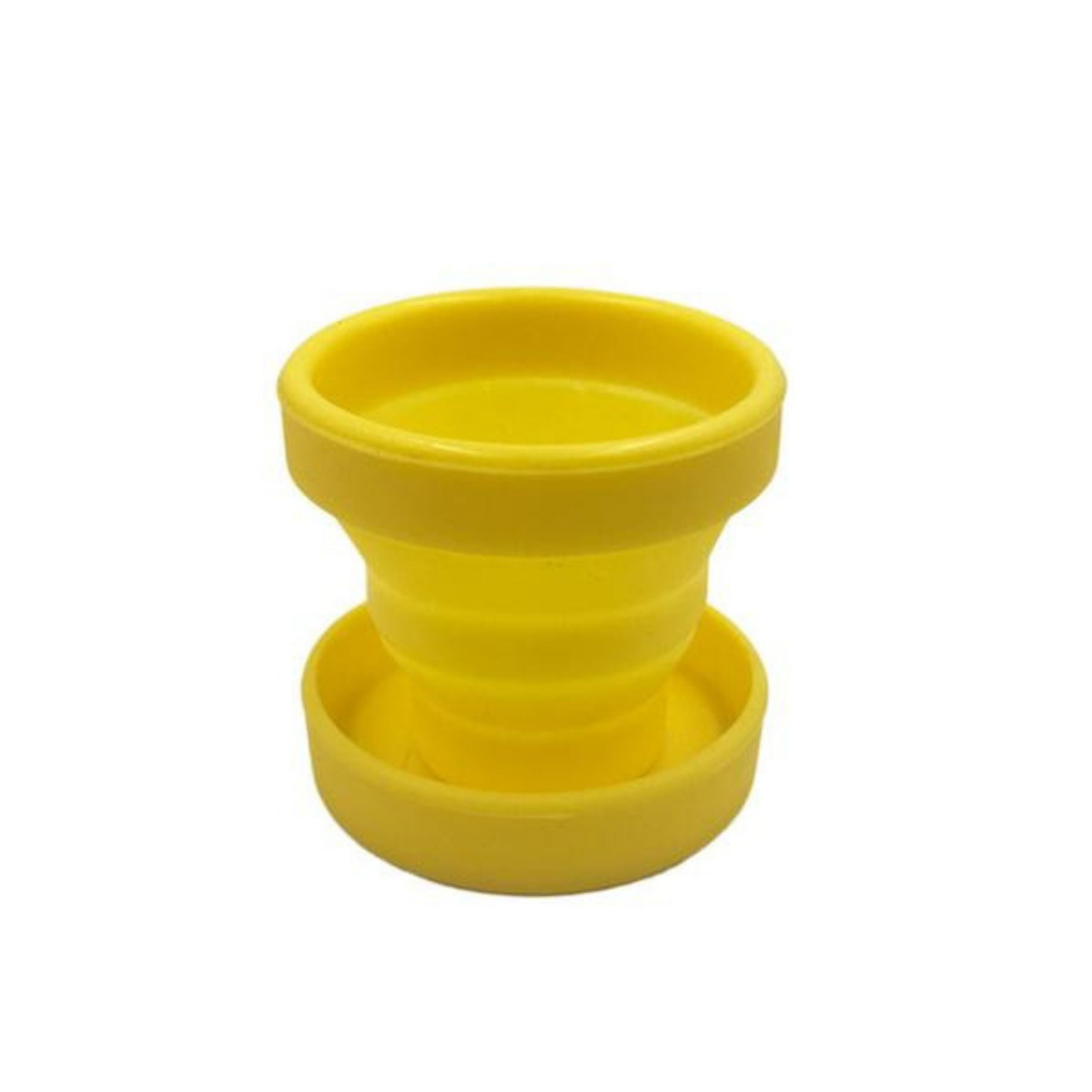 Menstrual Cups Sterilizer in yellow