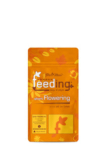 Green House Powder Feeding - SHORT FLOWERING 125g