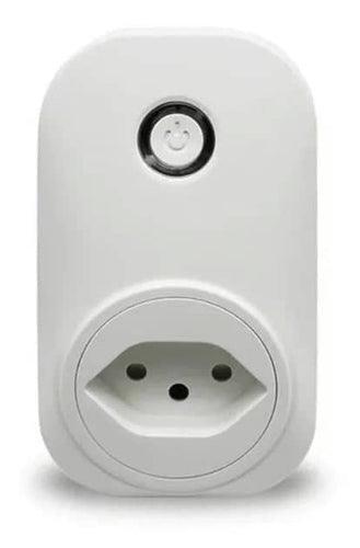 Tomada Inteligente SMART SOCKET via Smart Life APP - CITYFARMERS