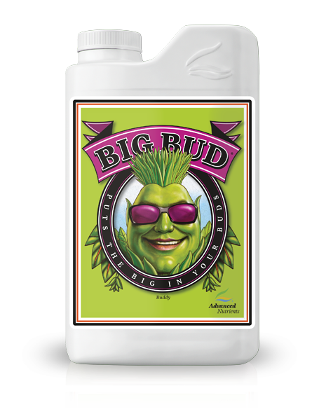 Advanced Nutrients Big Bud® 1L - CITYFARMERS
