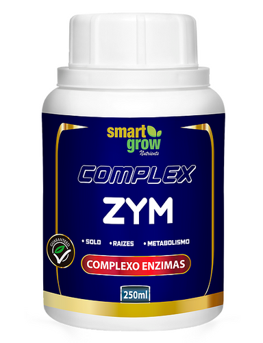 Smart Grow COMPLEX ZYM - 250ml - CITYFARMERS