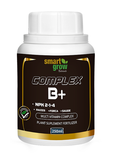 Smart Grow COMPLEX B - 250ml - CITYFARMERS