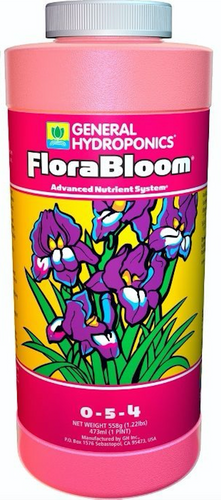 General Hydroponics FloraBloom 473ml - CITYFARMERS