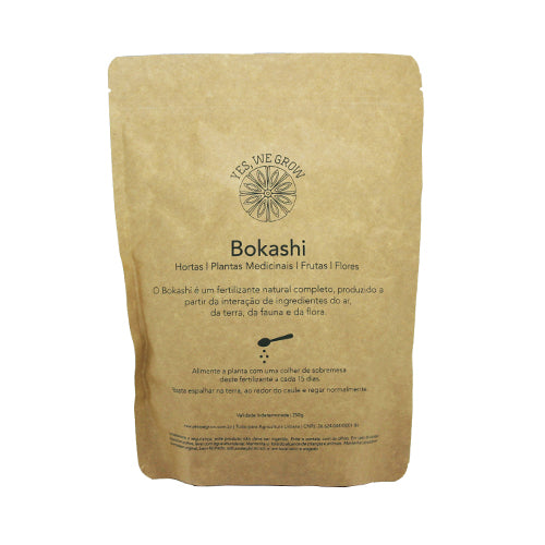 Yes We Grow - Bokashi sólido 250g - CITYFARMERS