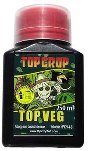 TopCrop Top Veg 250ml - CITYFARMERS