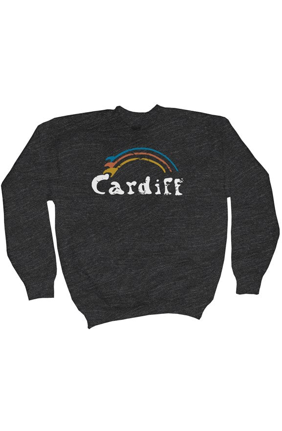 Youth Cardiff Surf-Bow crewneck sweatshirt