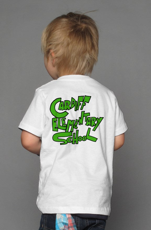 Kids Cardiff Skate Club T Shirt