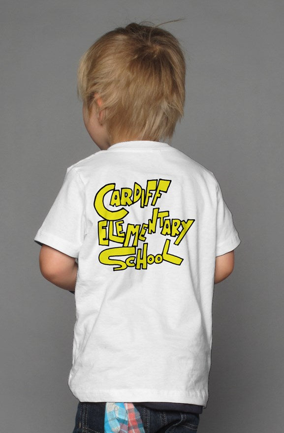Kids Cardiff Science Club T Shirt